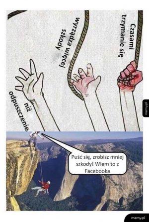 Rady z Facebooka są najlepsze