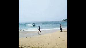 Parkowanie łódki