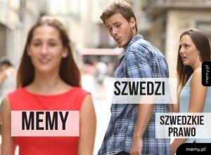 Memy w Szwecji
