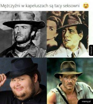 Ten kapelusz