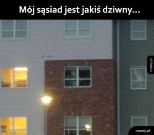 Mój sąsiad