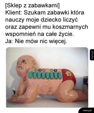 Super zabawka dla dziecka