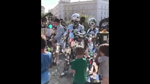 Buskers festiwal Wiedeń
