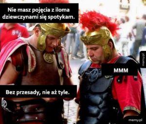 Rzymscy legioniści