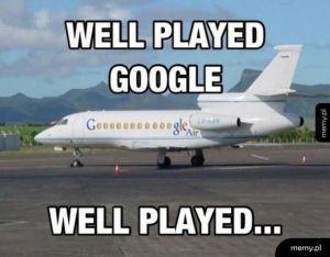 Nieźle to rozegrałeś, Google...