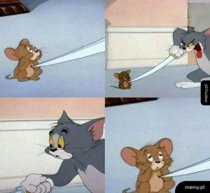 Jerry znał życie