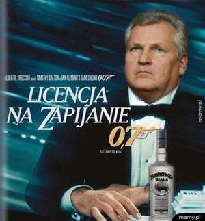 Licencja na zapijanie