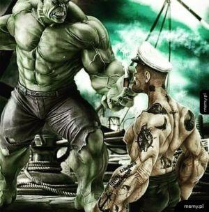 Hulk Trafił do złej dzielnicy
