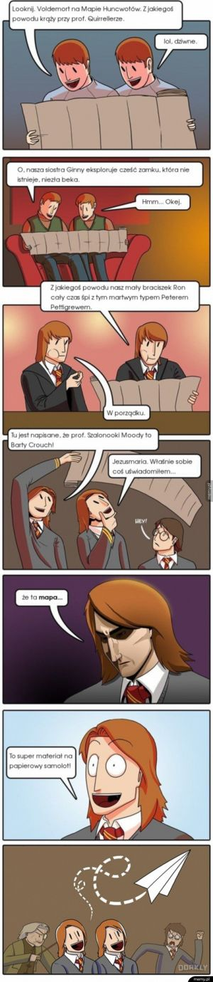 Logika Harrego Pottera