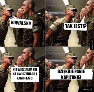 Brawo żołnierzu