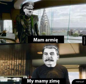 Hitler vs Stalin