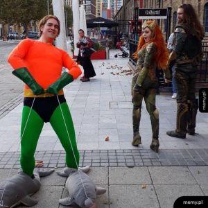 Jedyny słuszny Aquaman