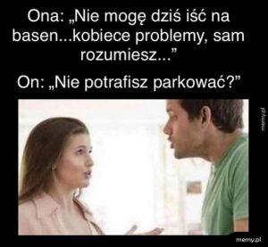 Kobiece problemy