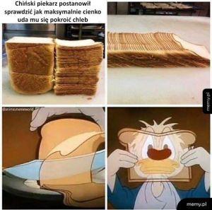 Chiński piekarz