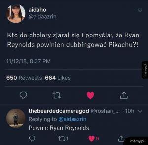 Głos Pikachu