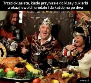 Jak król