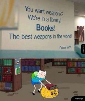 Najlepsza broń ever