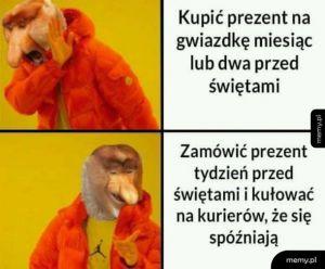 Typowe zachowanie Janusza
