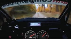 200km/h przez las
