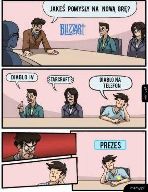 Pomysł na nową grę
