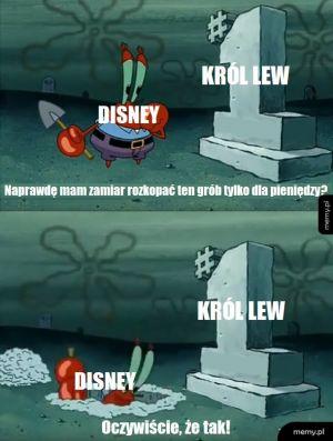 "Nowy ""Król lew"""
