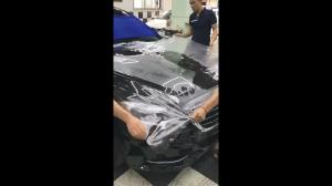 Laminowanie samochodu