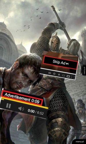 Nie ma litości dla reklam!