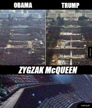 Co za tłumy