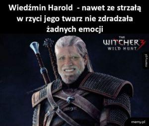 Wiedźmin Harold
