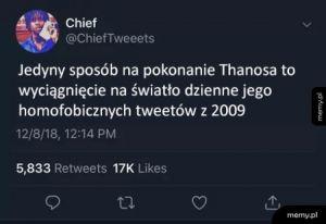 Sposób na Thanosa