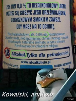 Bezalkoholowy