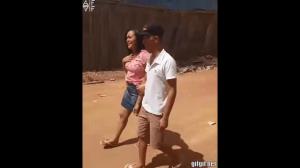 Nic nie widziała