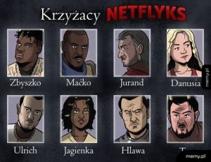 Krzyżacy wg Netflixa