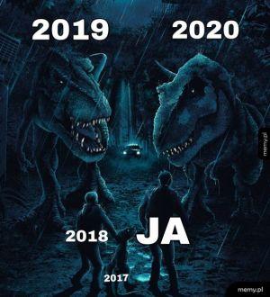 Nowy rok będzie lepszy...