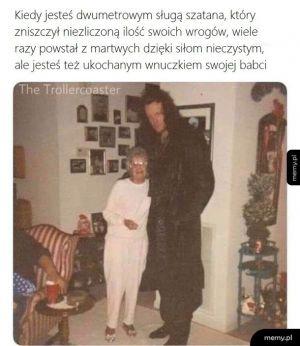 Babcie kochają zawsze