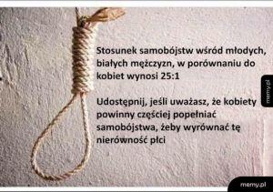 Parytety dla samobójczyń