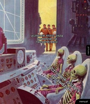 Oni jeszcze nie wiedzą