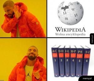 Encyklopedia jest tylko jedna