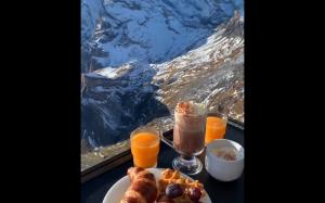 Śniadanie w Szwajcarii