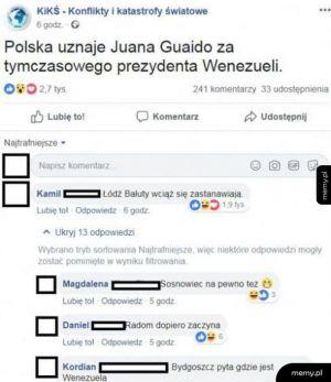 Ciekawe dlaczego w Polsce takie drogie paliwo