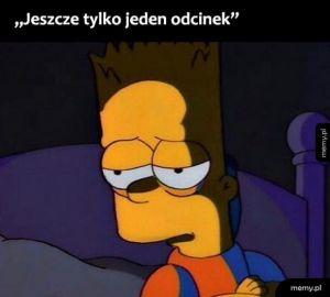 I tak całą noc