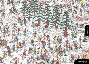 Gdzie jest Duda? Znajdziesz go?