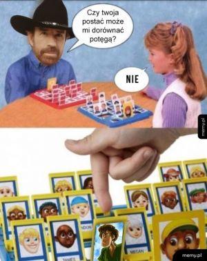 Chuck vs Shaggy