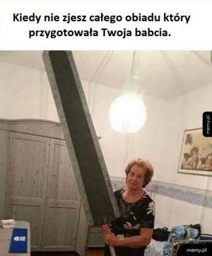 Ah ta babcia