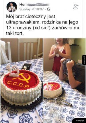Takie tam z urodzin