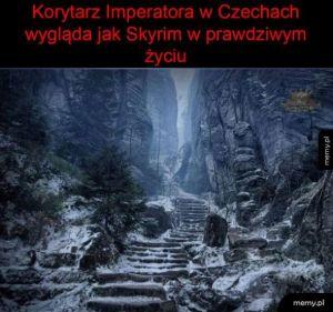 Skyrim w Czechach
