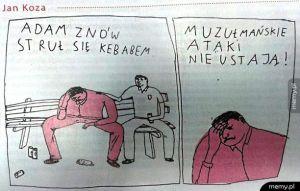 Muzułmańskie ataki