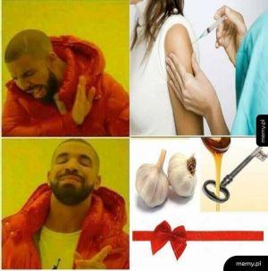 Leczenie vs czary