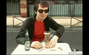 Nie wrzucaj mentosa do piwa