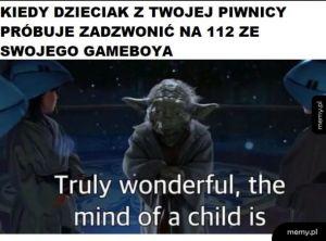 Dzieci są urocze